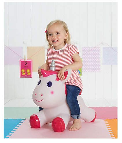 ELC Unicorn Hopper | Kids Toys | Children's Toys | Toddler Gifts | Gifts for Kids | #unicornlove #ad
