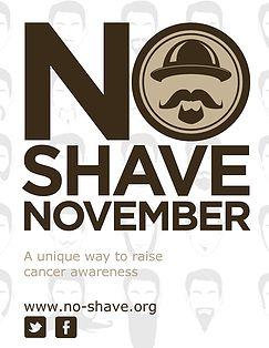 no shave november brochure 2014