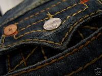 How to Spot Fake True Religion Jeans | eBay