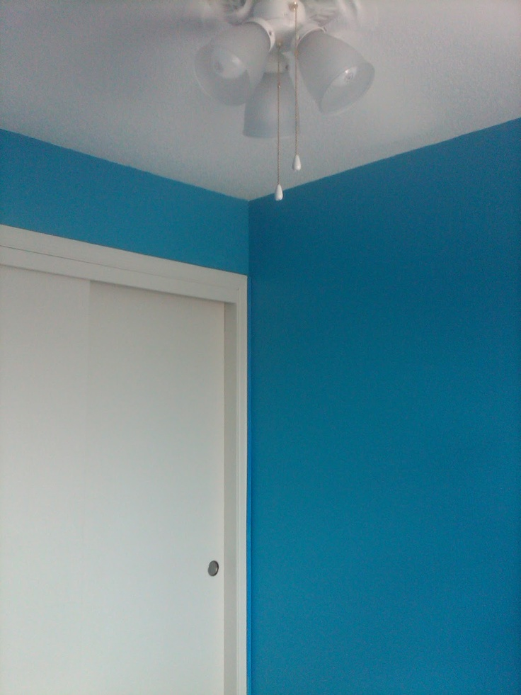 Major Blue By Sherwin Williams For Nursery Baby