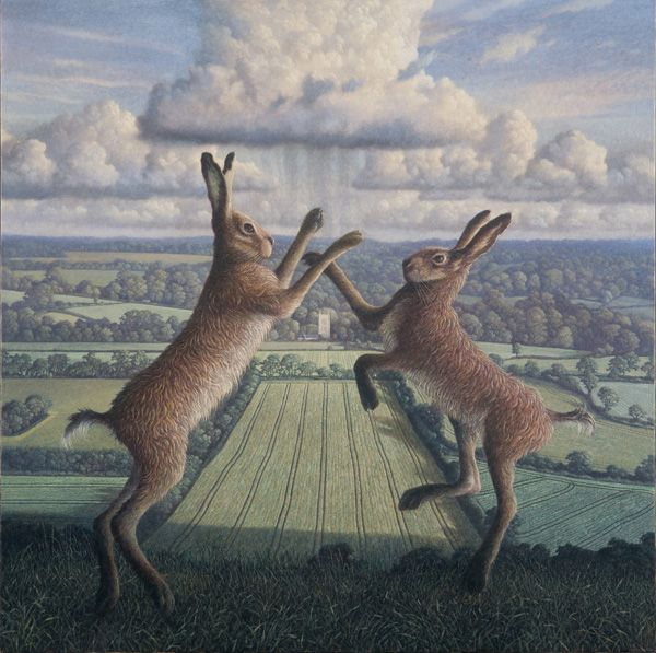 Artist James Lynch.