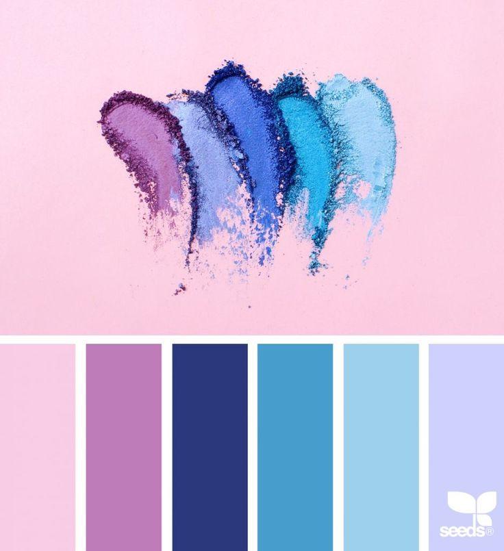 постельных сочетание цветов в картинках синий что