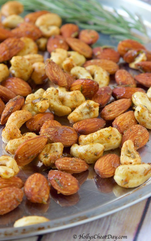 rosemary nuts maple rosemary incredible yeah amazing food roasted ...