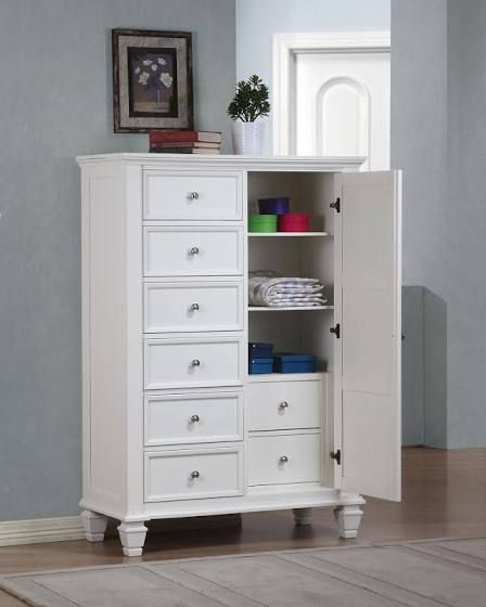 two door tall dresser