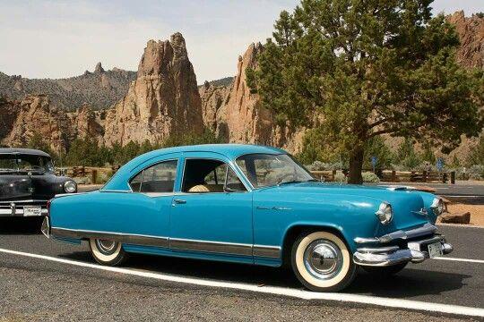 1953 Kaiser Manhattan Two-Door Sedan