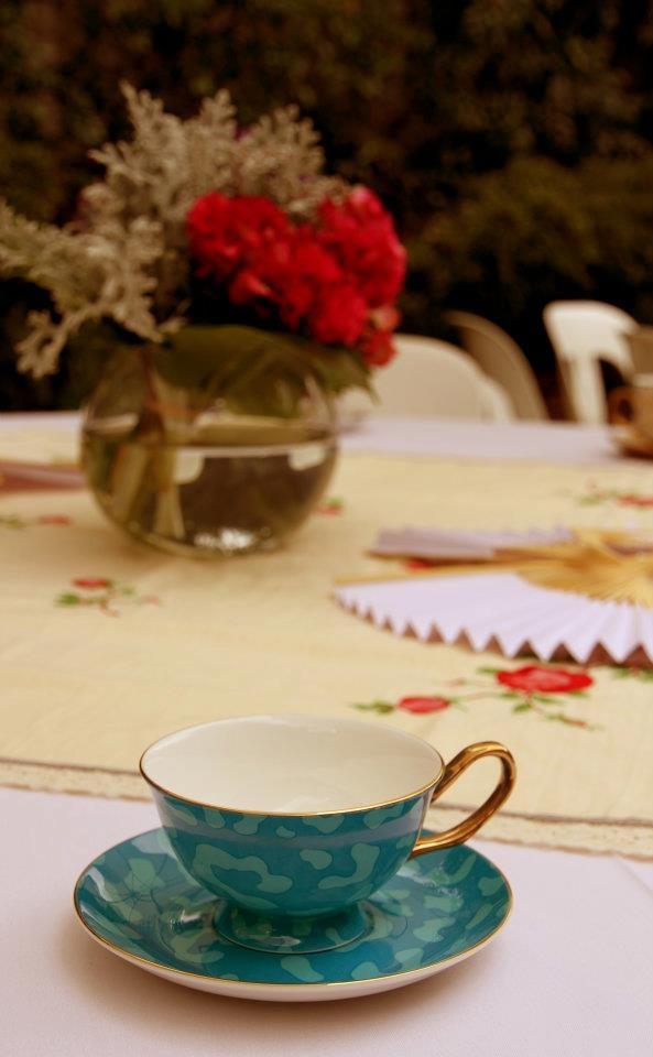Modern Teacup & Saucer Duo's