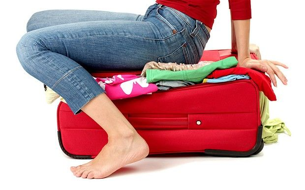 Britons spend £340m a year on excess baggage fees