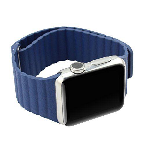 nice Yihya Impermeabile Silicona Pulsera Correa Uhrenarmband para Apple Watch 38mm Edition & Sport Todas las Versiones SmartWatch Reloj Ajustable Banda Reemplazo Correa Muñequera Band