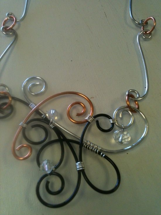110 best Wire wrapping journey & To inspire♡ images on Pinterest ...