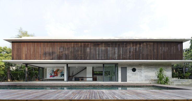 Gallery of Bang Saray House / Architectkidd - 6