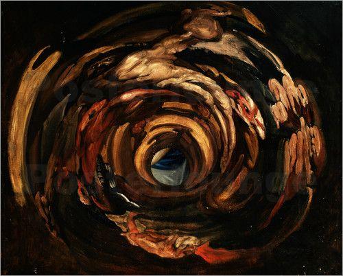 Anamorphosis of Rubens Bilder: Poster von Domenico Piola bei Posterlounge.de