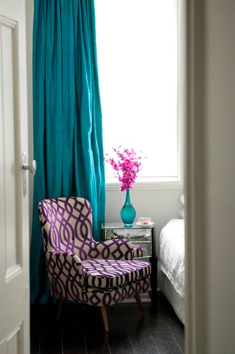 Both Hubby And I Love The Colours In This Bedroom Plus We Already Have A