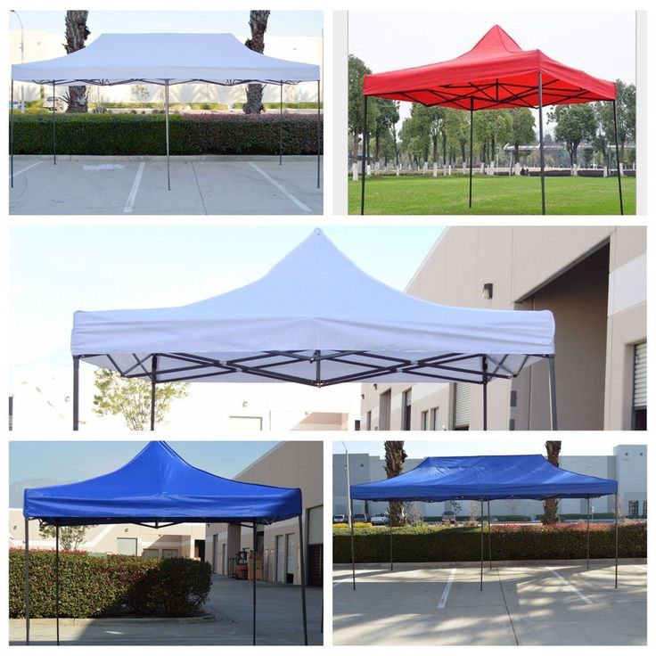 Canopy 10x10 10X20 Commercial Fair Shelter Car Shelter Wedding EasyPop Up Tent  sc 1 st  Pinterest & The 25+ best Car shelter ideas on Pinterest | Porch shelter ...