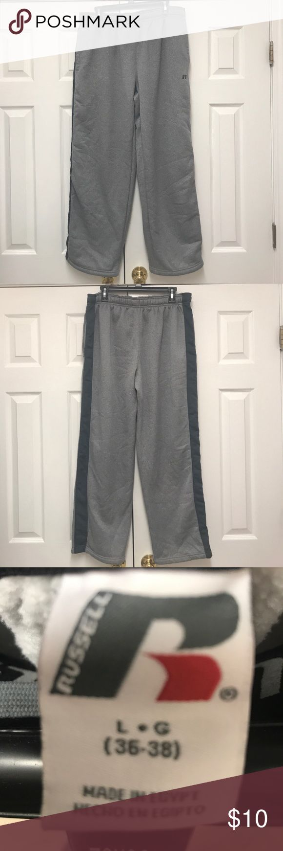 Russell Athletics Performance Fleece Pants Size L. Great condition! Russell Athletic Pants Sweatpants & Joggers