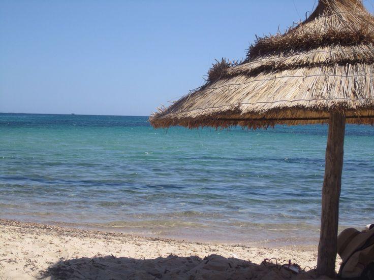 Тунис. Средиземное море оставило у меня особое впечатление. Я бы повторила.