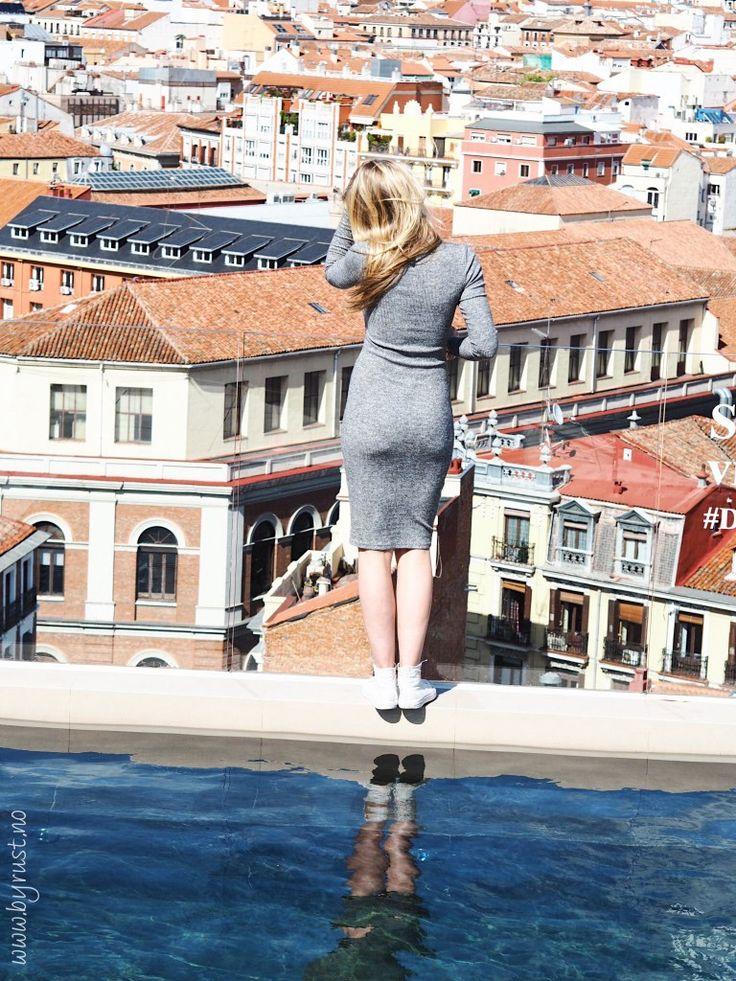www.byrust.no/blogg Dear Hotel Madrid