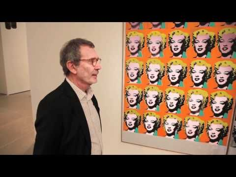 """Pace's Arne Glimcher on Andy Warhol's """"Marilyn Diptych"""" (1962) (video)"""