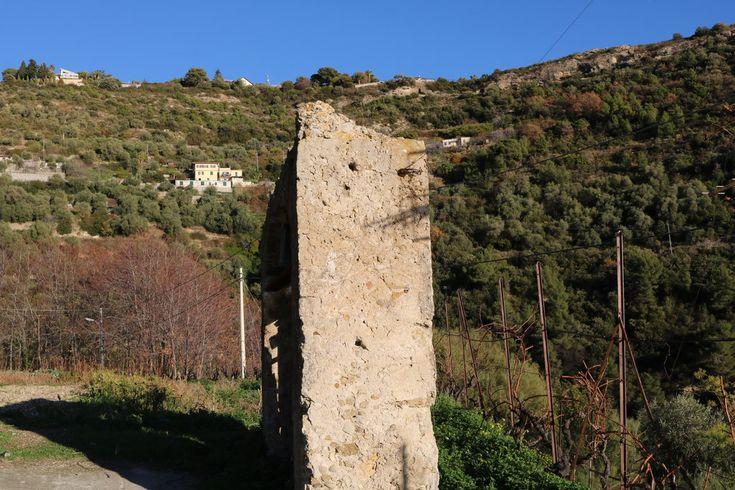 Ventimiglia (IM) - una vista sul Vallone di San Secondo