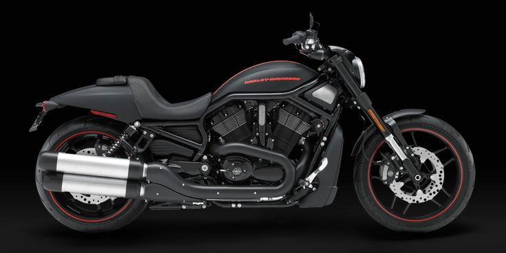 Harley Davidson V-Rod Night Rod Special. Black Denim.
