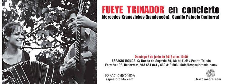https://flic.kr/p/RHZexK   Fueye Trinador en Madrid   Fueye Trinador en el Espacio Ronda de Madrid