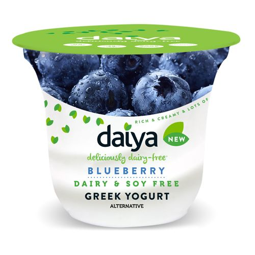 Blueberry Greek Yogurt Alternative - Daiya Foods, Deliciously Dairy-Free Cheeses, Meals & More