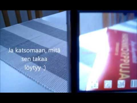 QR-koodi opetuksessa ja oppimisessa - YouTube
