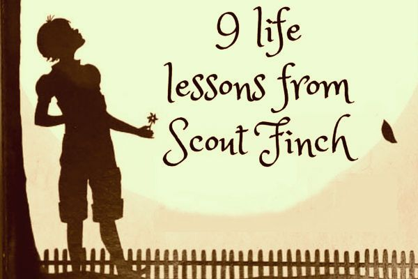 Atticus Finch Life Lessons Quotes: 9 Life Lessons From Scout Finch: What The 'To Kill A