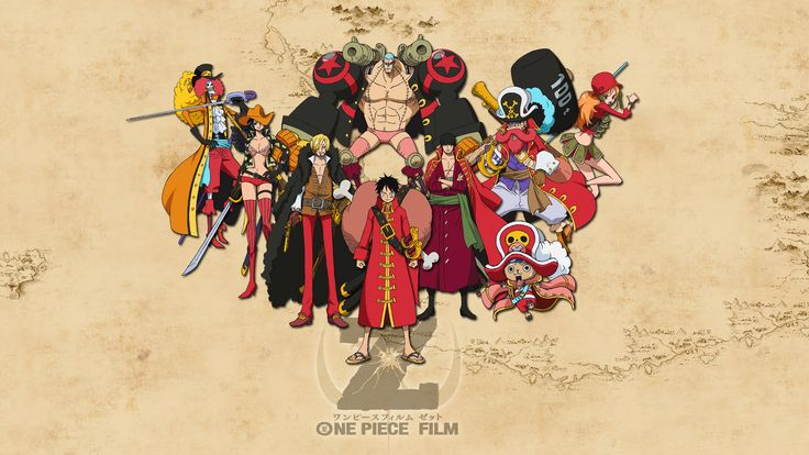 HD One Piece Wallpaper Backgrounds For Download