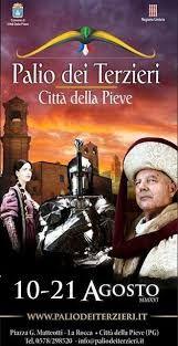 Dal 10 al 21 agosto, vivi il medioevo a Città della Pieve