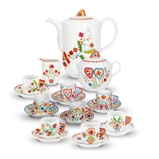 VILA VERDE - Coffee Set