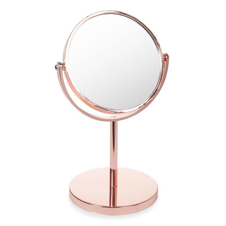 Miroir à poser en métal cuivré SWAGGY COPPER | Maisons du Monde