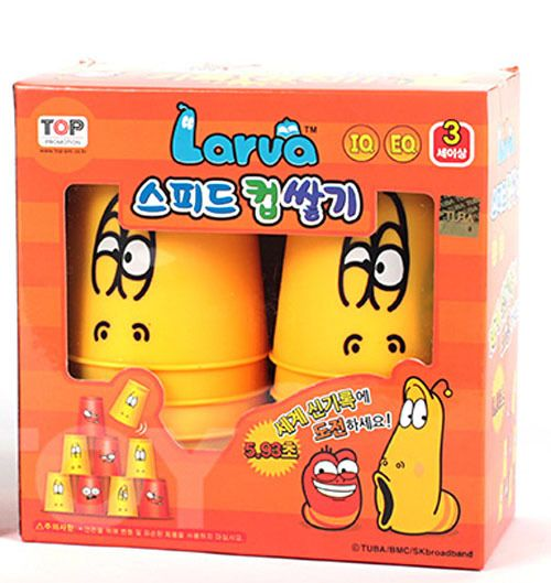 #NEW #TV #CARTOON #COMIC #SHOW #LARVA #CUP #YELLOW 12 #SPEED #STACKS #STACKING #CUPS STACK SET 1SET  http://www.stylecolorful.com/new-tv-cartoon-comic-show-larva-cup-yellow-12-speed-stacks-stacking-cups-stack-set-1set/