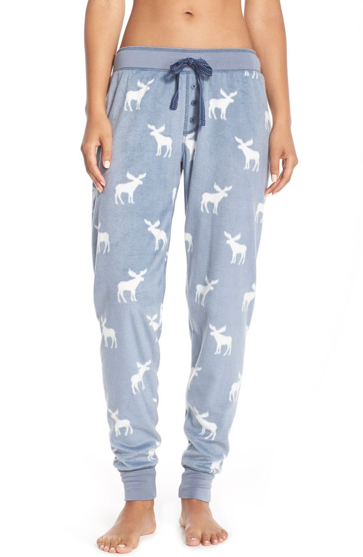 PJ Salvage Fleece Lounge Pants