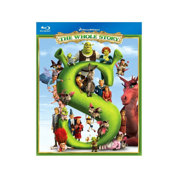Shrek Movie Bundle (ALL 4 MOVIES) shrek 1 (Blu-ray and DVD) , shrek shrek the third, and shrek forever after (Blu-ray and DVD) . Lord Farquaad, Princesa Fiona, Rupert Everett, Mike Mitchell, Jennifer Saunders, Chris Miller, 1080p, Eddie Murphy, Murphy Actor