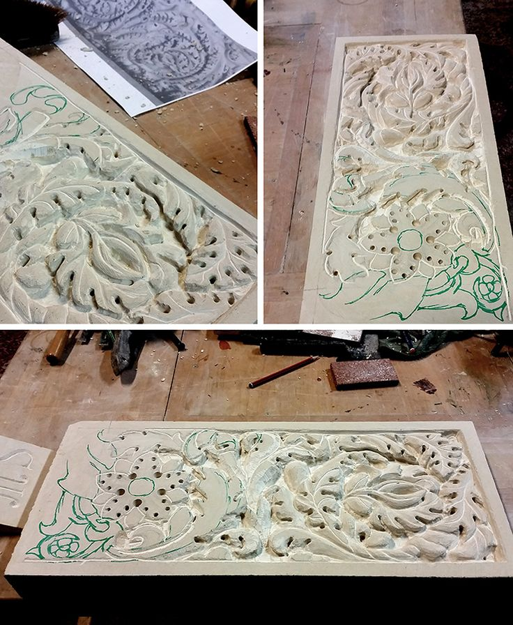 Romanesque Stone. Work in progress for a Lime Stone plaque inspired by the external column of the Duomo di Pisa (cathedral), romanesque resource here:  http://en.wikipedia.org/wiki/Piazza_dei_Miracoli Adam Williamson Workshop. 2015. Design by Roberto Conti (imho) www.imhoprogress.com  #romanesque #stonecarving #design #limestone