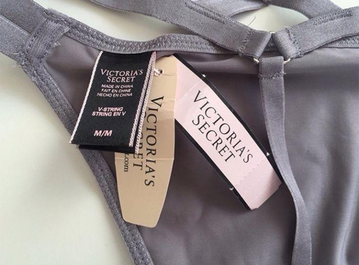 Victoria's Secret Victoria's Secret ! Taille 38 / 10 / M  à seulement 20.00 €. Par ici : http://www.vinted.fr/mode-femmes/culottes-et-strings/28997351-victorias-secret.