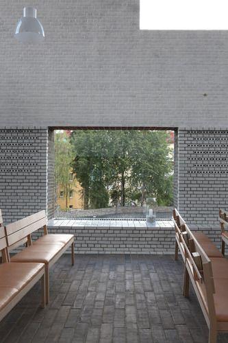 Johan Celsing Arkitektkontor — Årsta Church
