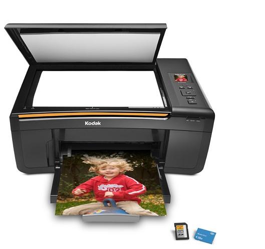 Kodak ESP 3250 All-in-One - Multifunction ( printer / copier / scanner ) - color - ink-jet - copying (up to): 30 ppm (mono) / 29 ppm (color) - printing (up to): 30 ppm (mono) / 29 ppm (color) - 100 sheets - Hi-Speed USB