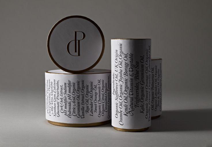 Davina Peace packaging by Micha Weidmann