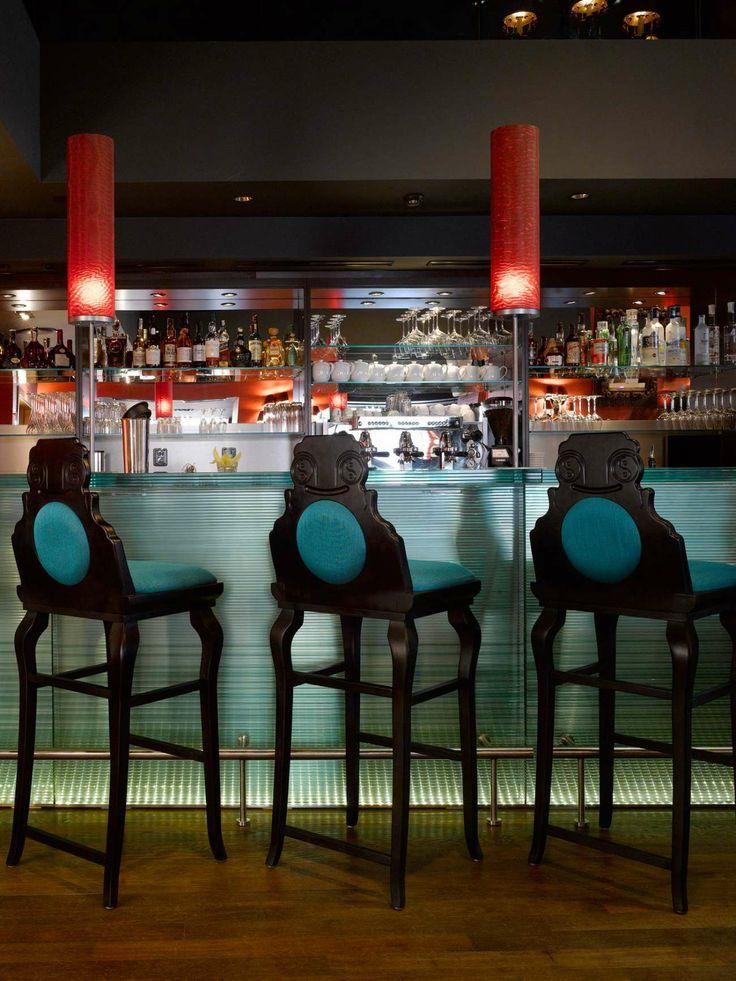 Galerías - Restaurantes   Buddha-Bar Hotel Praga