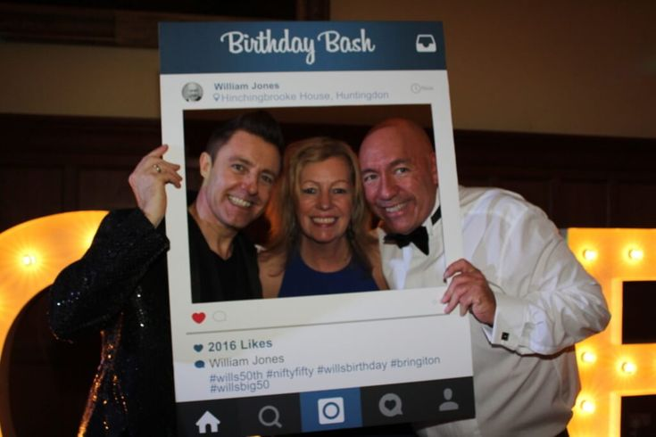 Will's 50th Birthday! What an amazing night!   Andy performed his Rat Pack and…