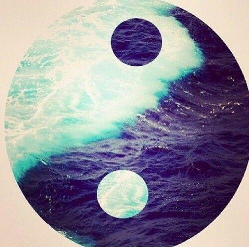 Good-bad, beautiful-ugly, true-false yin and yang