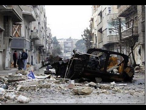 El ataque contra Siria, ¿predicho en la Biblia como un presagio del fin ...