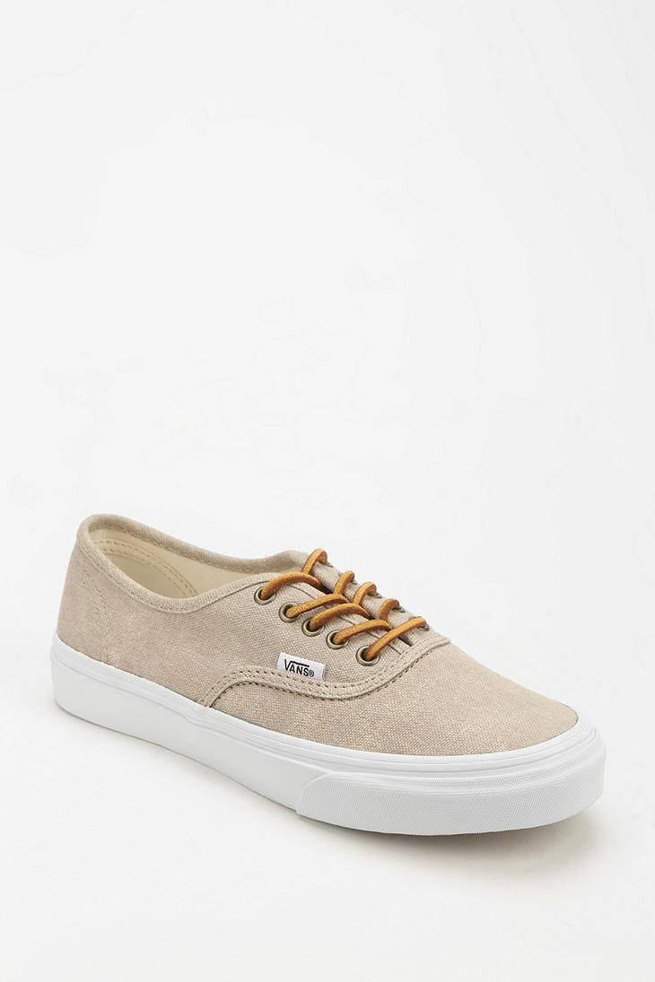 Vans Authentic Washed Women's Sneaker #urbanoutfitters