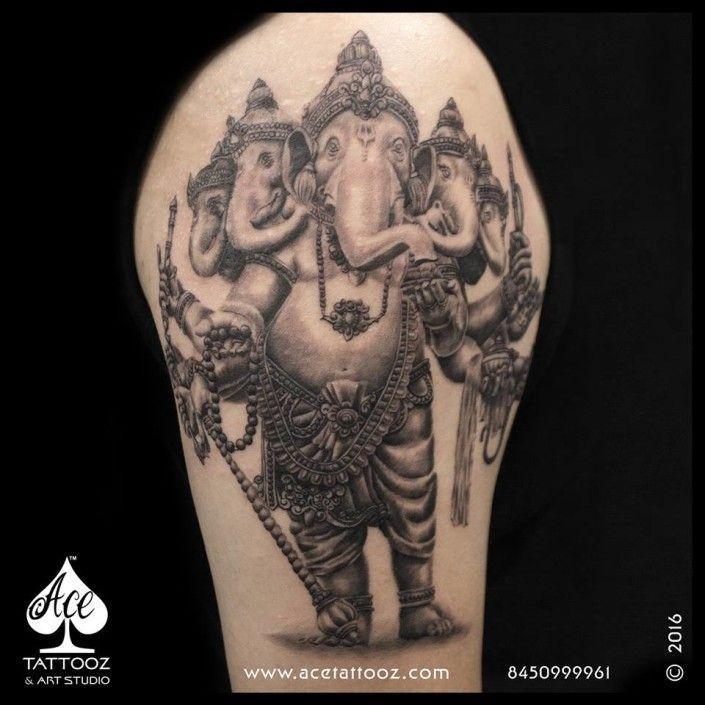 1000+ Ideas About Ganesha Tattoo On Pinterest