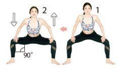 四股ふみポーズで下半身ヤセ相撲ダイエットが話題になってます 相撲ダイエットとはその名の通りお相撲さんのトレーニングの一つ四股踏みのポーズを取り入れることで下半身痩せに効果があるダイエット方法 基本的には つま先を外へ向け足を肩幅よりも広く開く お尻を垂直に下ろしていく これを繰り返すことで下半身が鍛えられ太ももふくらはぎお尻などのシェイプアップ効果が期待できるそうです ポイントは上半身が前に倒れないようにしないようにかかとはぴったりと地面につくように足首膝股関節お尻の角度が90度になるようにすること お正月太りが気になるかたは取り入れてみては