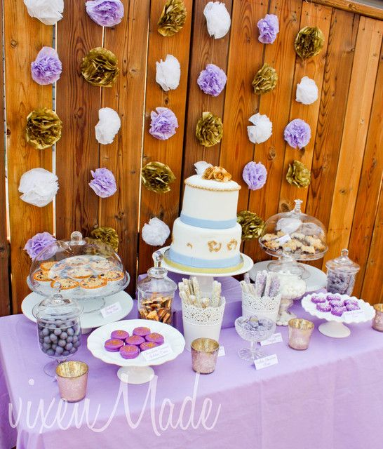 Gold and purple Wedding Anniversary #wedding #purplegold