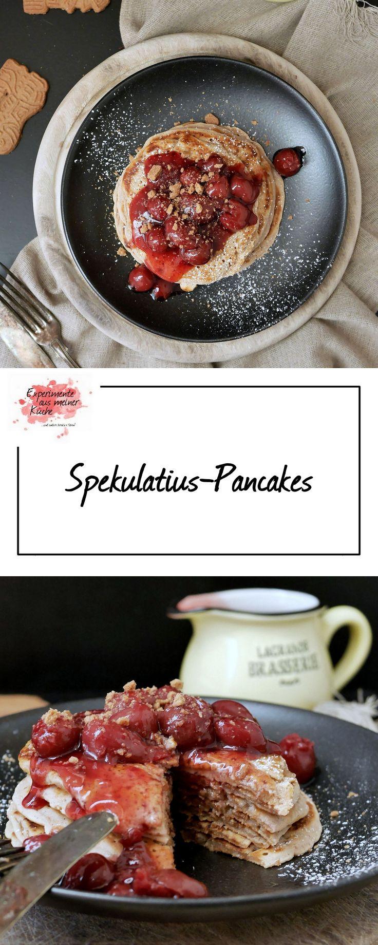 Spekulatius-Pancakes   Rezept   Weihnachten