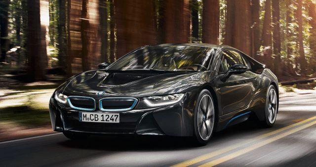 BMW i8 – BMW.nl