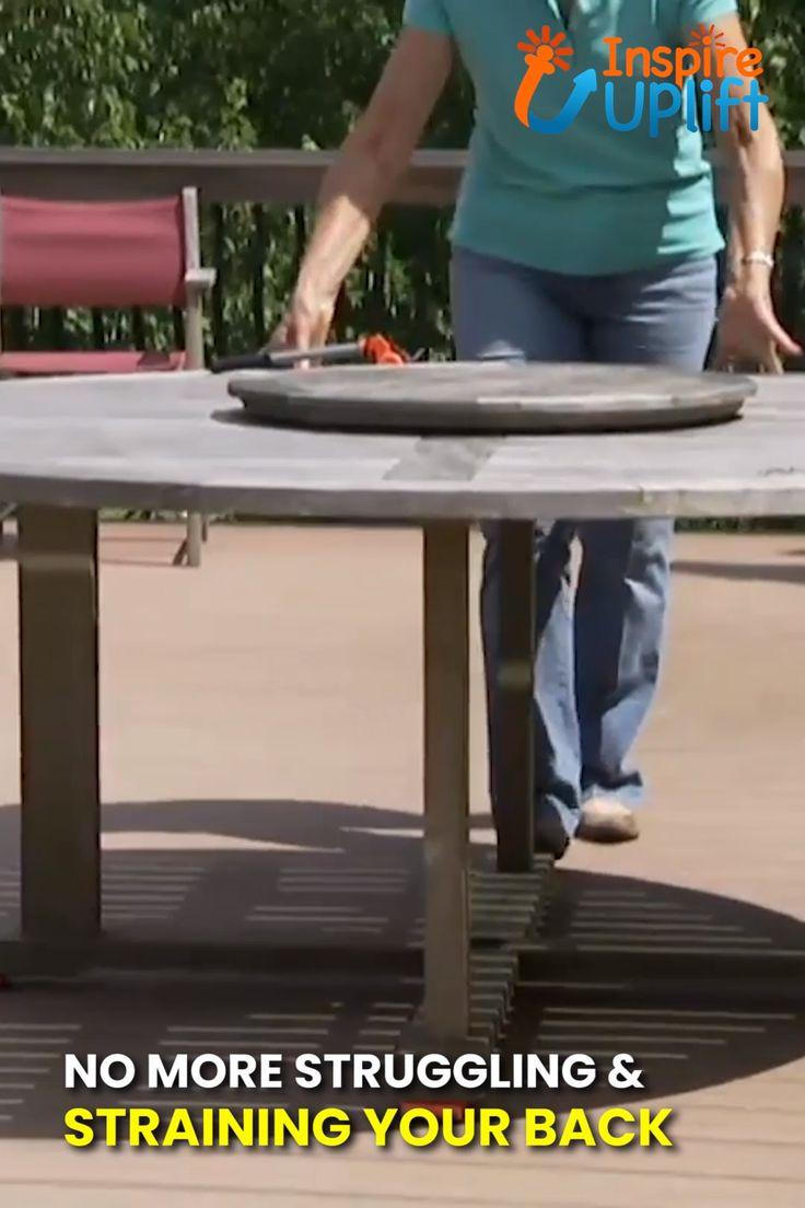 Hochleistungs-Möbelheber 😍 Das Hochleistungs-Möbelheber-Set ist so einfach zu bedienen und kann von jedem benutzt werden, egal wie stark es ist! Verwenden Sie einfach t ...